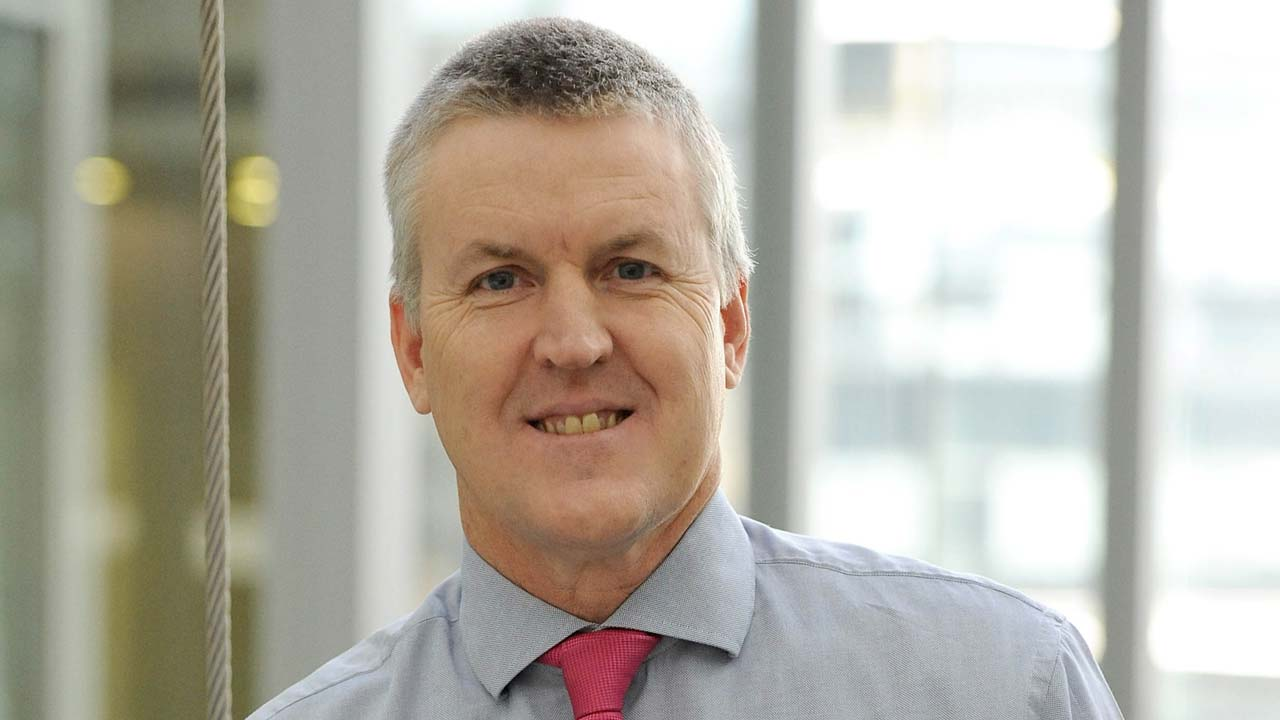 EOH Group Chief Executive Officer, Stephen van Coller